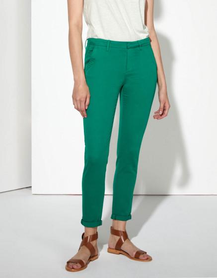 Pantalon Chino Femme Reiko
