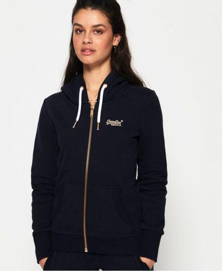 Sweat zippé Femme Superdy