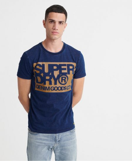 T-Shirt Homme Super Dry