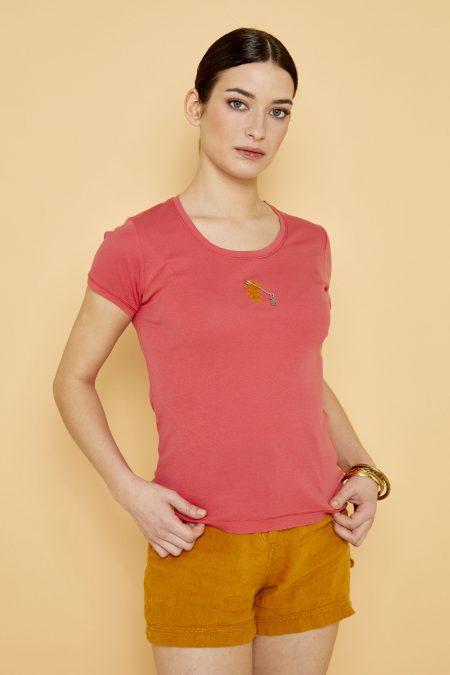 Tee-shirt Femme Diplodocus