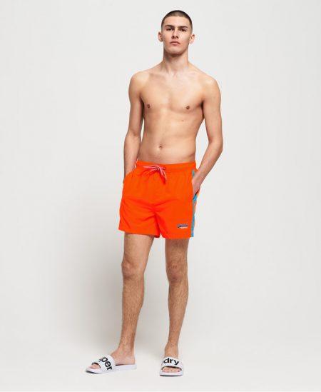 Short De Bain Homme Superdry