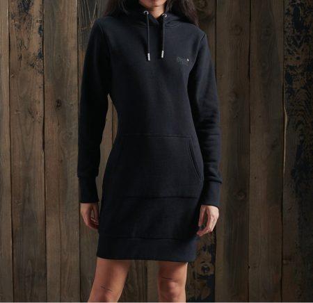 Robe sweat Femme Superdry W8010375A