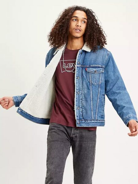 Sherpa Homme Levis 163650128