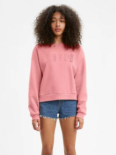 Sweatshirt Femme Levis 8528300029