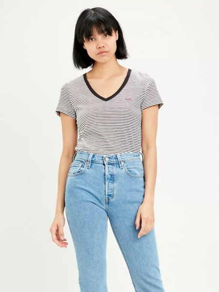 Tee-shirt Femme Levis 853410004