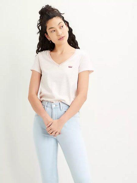Tee-shirt Femme Levis 853410017