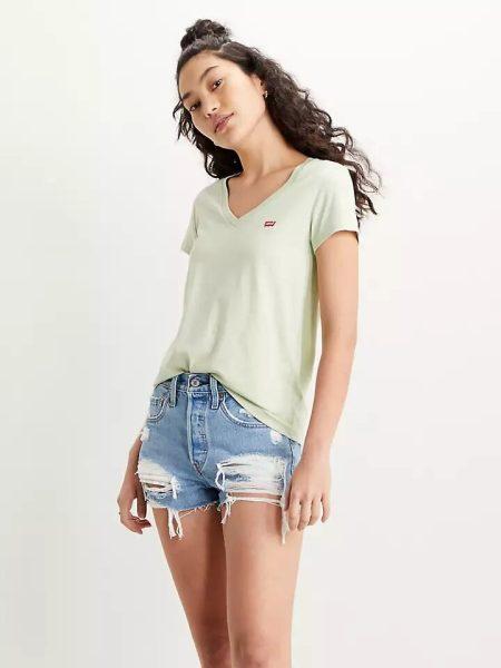 Tee-shirt col V Levis 853410018