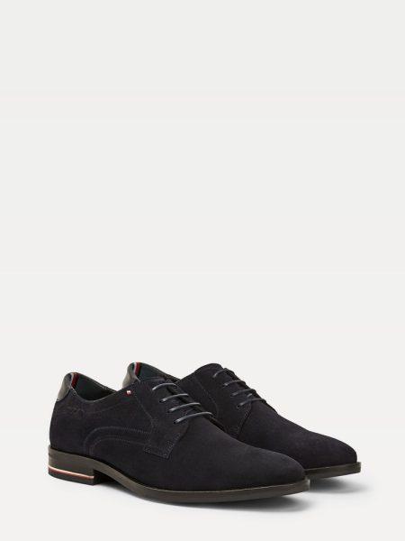 Chaussures Tommy Hilfiger en daim