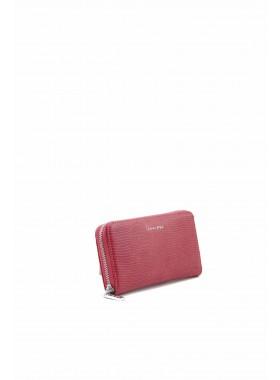 Portefeuille effet cuir Femme 19G-2801