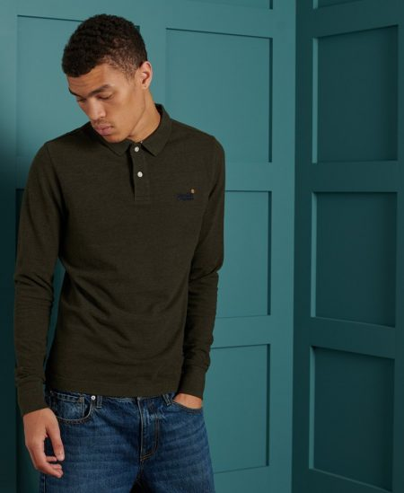 Polo Homme Superdry M1110093A