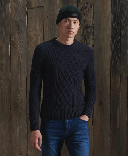 Pull Homme Superdry M6110038A