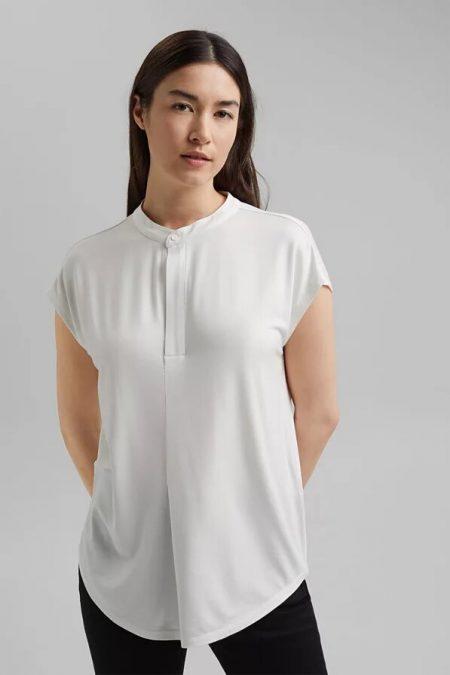 Tee-shirt blanc Esprit