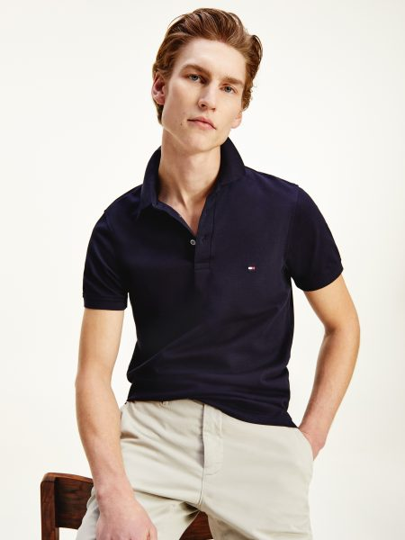 Polo Slim Tommy Hilfiger
