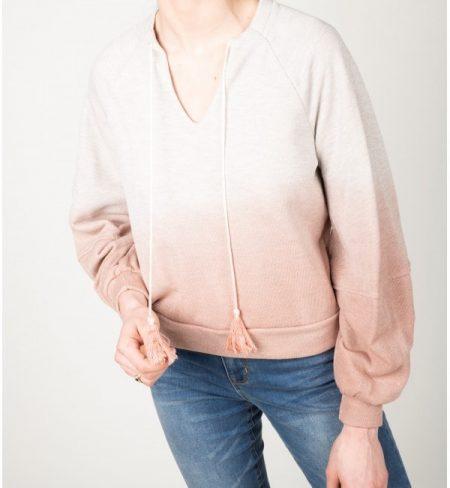 Sweatshirt Pako Litto