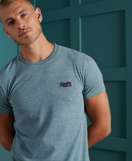 Tee-shirt manches courtes Super Dry