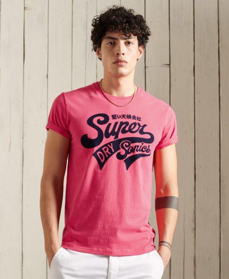 Tee-shirt ajustée Super Dry
