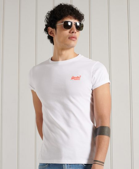Tee-shirt coton Super Dry