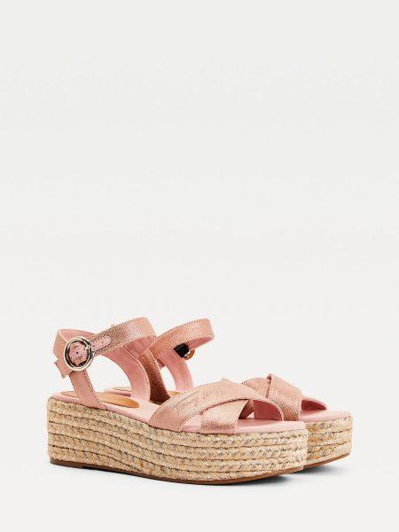 Sandales compensées Tommy Hylfiger