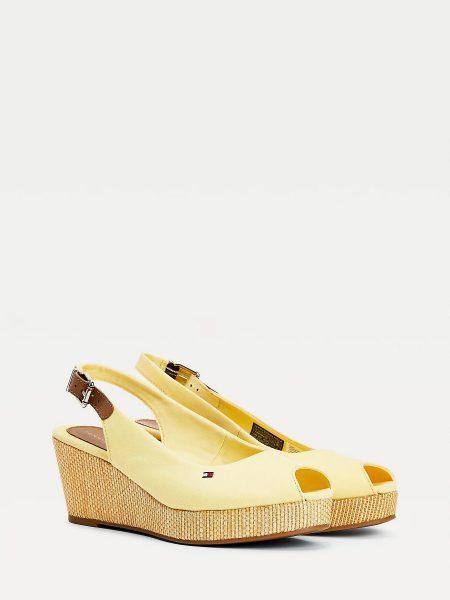 Sandale compensée Tommy Hilfiger