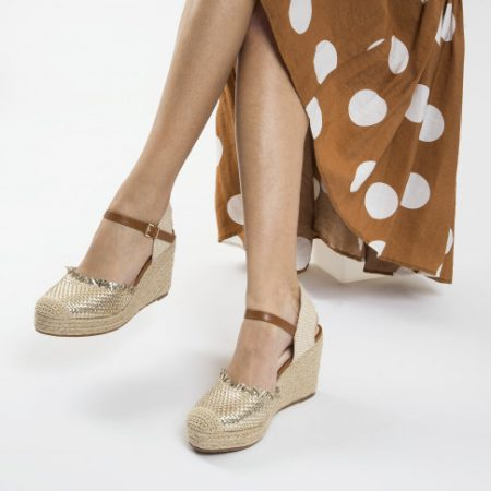 Sandales compensées Vanessa Wu