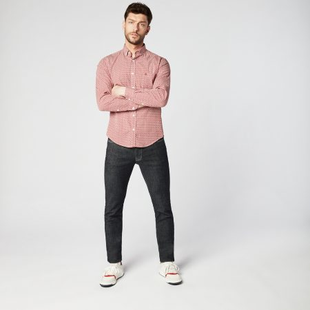 Chemises manches longues Homme Serge Blanco