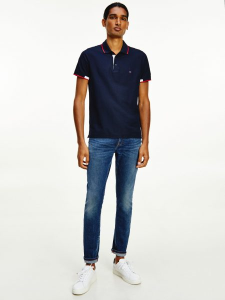 Polo manches courtes Homme Tommy Hilfiger