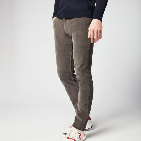 Pantalon velours homme Serge Blanco