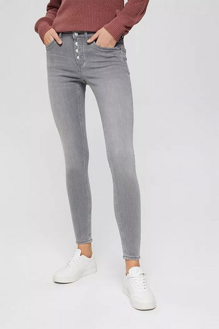 Pants denim Skinny femme Esprit