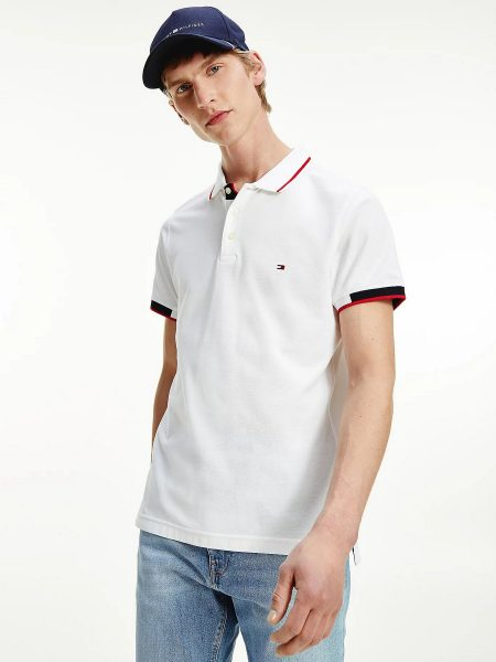 Polo Manches Courtes Tommy Hilfiger
