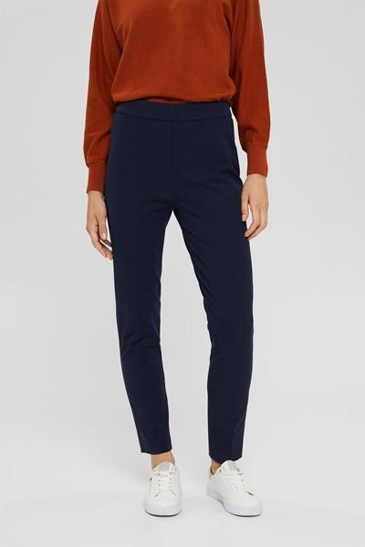 Pantalon taille élastique Femme Esprit