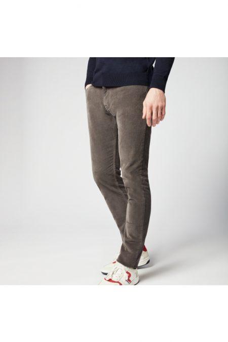 Pantalon en velours  Homme Serge Blanco