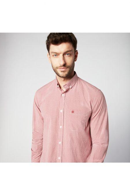 Chemises manches longues Serge Blanco
