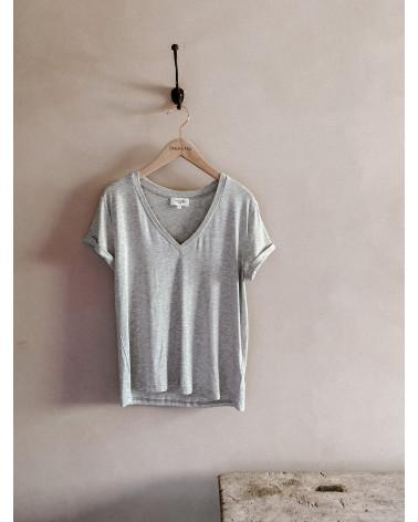 Tee-shirt manches courtes Grace & Mila