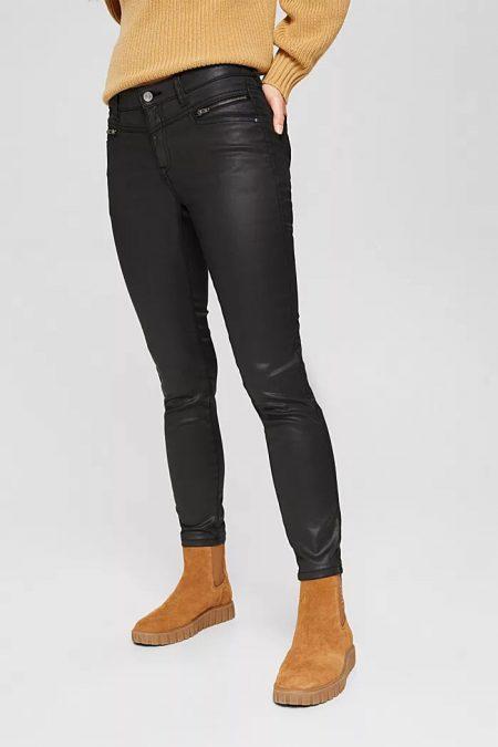Pantalon huilé Esprit